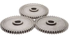 Free Motion Gears - Team Force Stock Image - 17205591