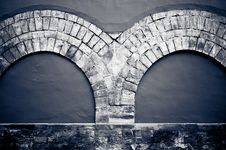 Free Double Arch Royalty Free Stock Image - 17205766