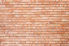 Free Brick Wall Texture Stock Images - 17206184