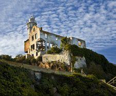 Alcatraz Warden House Stock Images