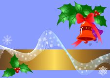 Christmas Background. Vector. Stock Photos