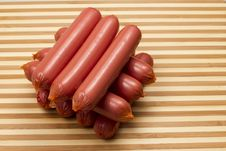 Free Sausages Stock Photo - 17206630