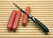 Free Sausages Stock Photography - 17206662