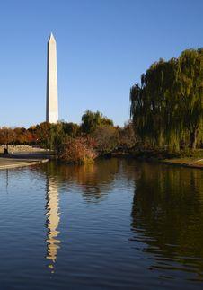 Free Washington National Monument Royalty Free Stock Photo - 17206915