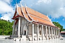 Free The Temple Stock Image - 17207171