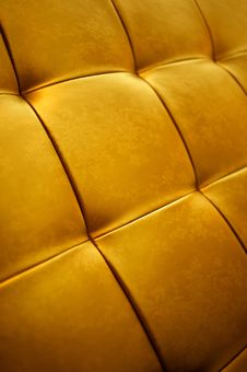 Free Golden Fabric Texture Royalty Free Stock Photography - 17208947
