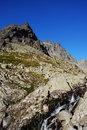 Free The Tatra Mountains Royalty Free Stock Photo - 17210795