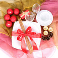 Free Christmas Table Royalty Free Stock Images - 17215559