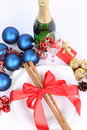 Free Christmas Or New Year S Setting Royalty Free Stock Images - 17216189