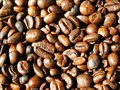 Free Coffee Beans Texture Royalty Free Stock Photos - 17216828