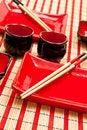 Free Sushi Set Royalty Free Stock Photo - 17218955