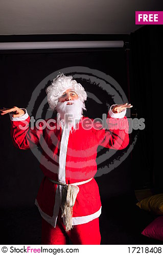 Kriss in christmas costume 2 the gift part 2 from 2