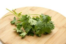 Free Parsley Stock Photography - 17210662