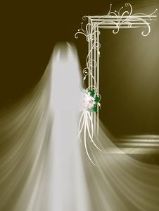 Free Bride S Dream Stock Image - 17210761