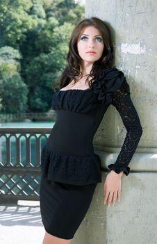 Free Beauty Woman Stock Photography - 17211332
