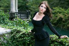 Free Beauty Woman Stock Photography - 17211352