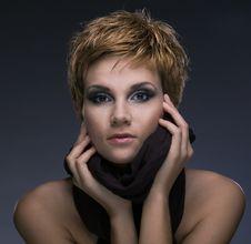 Free Beauty Woman Royalty Free Stock Photography - 17211447