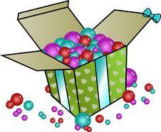 Free Christmas Gift Box Stock Photo - 17212660