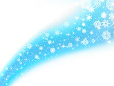 Christmas Abstract Illustration. EPS 8 Royalty Free Stock Image