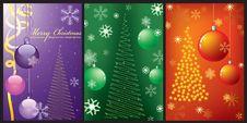 Free Christmas Background. Royalty Free Stock Photos - 17213678