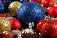Free Christmas Still-life Stock Photography - 17213772