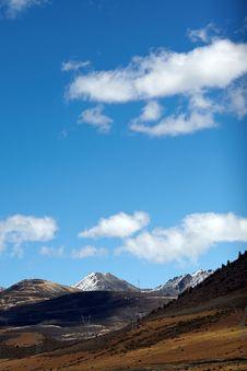 Free Snow Mountain Stock Photos - 17215213
