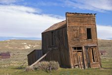 Free Bodie Ghost Town Stock Photos - 17216333