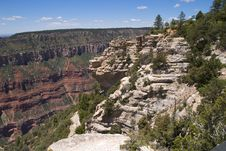 Free Grand Canyon North Rim Stock Photos - 17216383