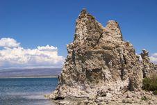 Free Mono Lake Royalty Free Stock Photos - 17216478