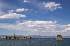 Free Mono Lake Stock Images - 17216494