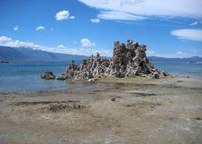 Free Mono Lake Royalty Free Stock Images - 17216509