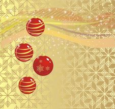 Free Christmas Bauble Stock Photography - 17216612