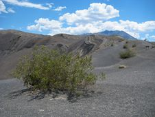 Free Death Valley Ubehebe Crater Stock Photography - 17216702
