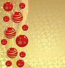 Free Christmas Background Stock Photography - 17217332