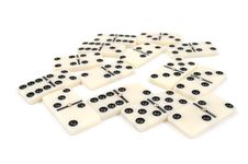 Free Dominos Royalty Free Stock Photo - 17218975