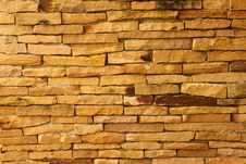 Free Stone Wall Royalty Free Stock Photo - 17219455
