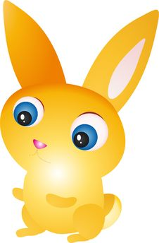 Free Rabbit Royalty Free Stock Images - 17219739
