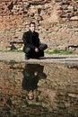 Free Me And Myself Stock Image - 17222101