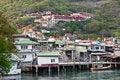Free Seaside Village At At Srichang Island Royalty Free Stock Photography - 17225987