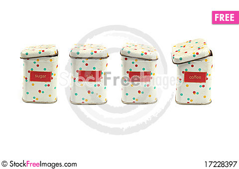 Free Spice Jars Royalty Free Stock Photography - 17228397