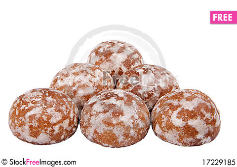 Free Spice-cakes Royalty Free Stock Photo - 17229185