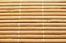 Free Bamboo Mat Stock Images - 17220024