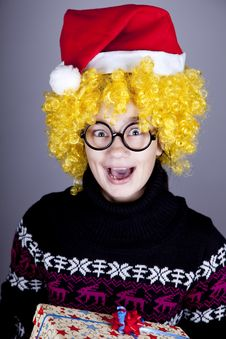 Free Funny Girl Stock Image - 17221011