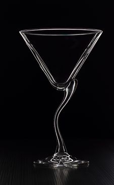 Free White Line Glass Stock Photo - 17221970
