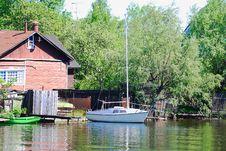 Free Yacht Royalty Free Stock Image - 17222306