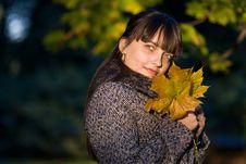 Free Autumn Beauty Stock Photography - 17222622