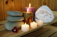 Free Spa Composition Stock Images - 17222844