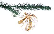 Free Transparent Christmas Decoration Stock Photos - 17223063