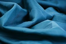 Free Green Textile Waves Stock Images - 17223154
