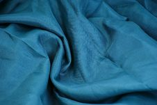 Free Green Textile Waves Stock Photography - 17223172